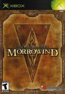 Elder Scrolls III Morrowind - Xbox Game