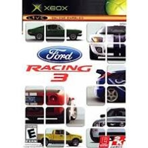Ford Racing 3 - Xbox Game