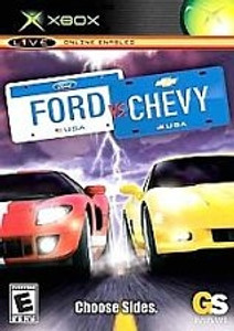 Ford Vs. Chevy - Xbox Game