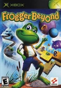 Frogger Beyond - Xbox Game
