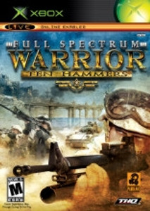 Full Spectrum Warrior Ten Hammers - Xbox Game