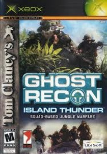 Ghost Recon Island Thunder - Xbox GameGhost Recon Island Thunder - Xbox Game
