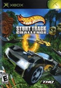 Hot Wheels Stunt Track Challenge - Xbox Game
