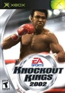 Knockout Kings 2002 - Xbox Game
