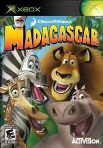 Madagascar - Xbox Game