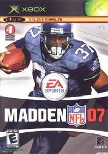 Madden NFL 07 - Xbox Game