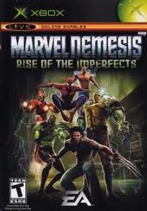Marvel Nemesis - Xbox Game