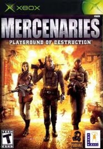 Mercenaries - Xbox Game