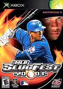 MLB SlugFest 2003 - Xbox Game