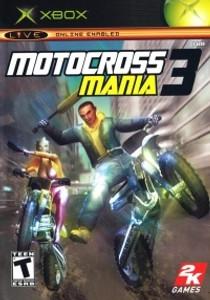 Motocross Mania 3  - Xbox Game