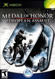Medal of Honor European Assault - Xbox Game