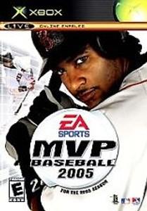 MVP Baseball 2005 - Xbox Game
