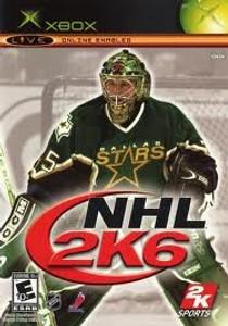 NHL 2K6 - Xbox Game