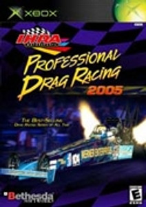 Professional Drag Racing 2005 - Xbox Game