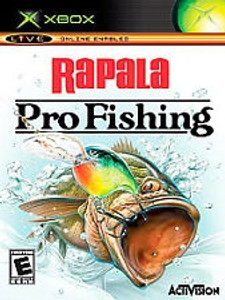 Rapala Pro Fishing - Xbox Game