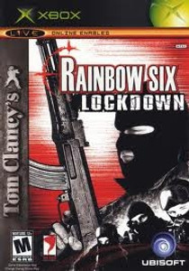 Rainbow Six Lockdown - Xbox Game