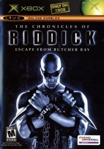 Chronicles of Riddick- Xbox Game