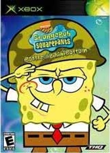 Spongebob Squarepants Bikini Bottom - Xbox Game
