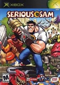 Serious Sam - Xbox Game