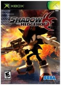 Shadow of the Hedgehog - Xbox Game