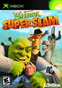 Shrek Super Slam - Xbox Game