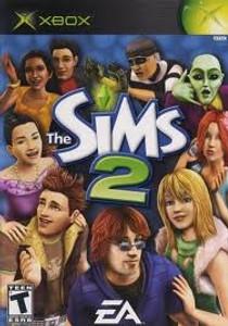 Sims 2 - Xbox Game