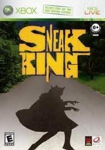 Sneak King - Xbox Game