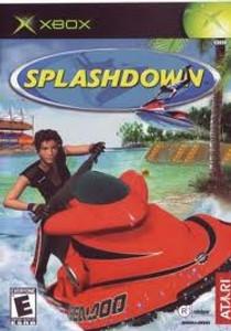 Splashdown - Xbox Game