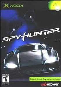 Spy Hunter - Xbox Game