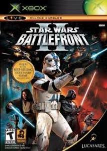 Star Wars BattleFront II - Xbox Game