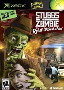 Stubbs The Zombie - Xbox Game
