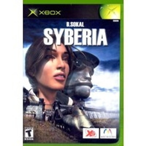 Syberia  - Xbox Game
