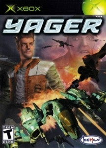 Yager - Xbox Game