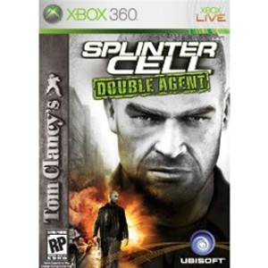 Splinter Cell Double Agent - Xbox 360 Game