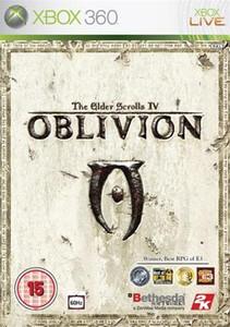 Oblivion: The Elder Scrolls IV - Xbox 360 Game