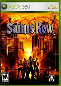 Saints Row - Xbox 360 Game