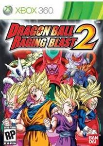 Dragon Ball Raging Blast 2 - Xbox 360 Game