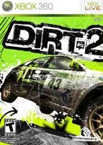 Dirt 2 - Xbox 360 Game