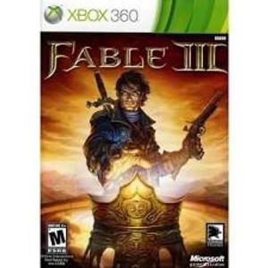 Fable III - Xbox 360 Game