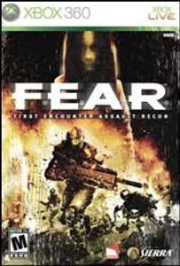 FEAR First Encounter Assault Recon - Xbox 360 Game