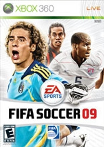 Fifa Soccer 09 - Xbox 360 Game