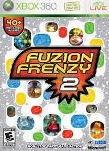 Fuzion Frenzy 2 - Xbox 360 Game