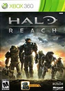 Halo Reach - Xbox 360 Game
