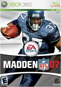 Madden NFL 07 - Xbox 360 Game