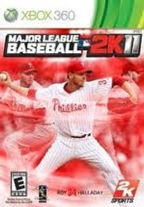 MLB 2K11 - Xbox 360 Game