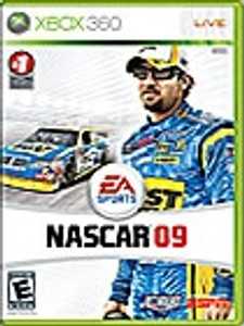 Nascar 09 - Xbox 360 Game
