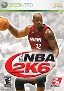 NBA 2K6 - Xbox 360 Game
