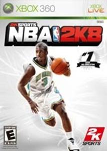 NBA 2K8 - Xbox 360 Game