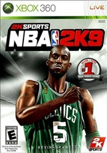 NBA 2K9 - Xbox 360 Game