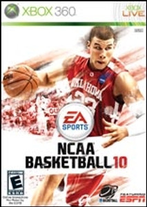 NCAA Basketball 10 - Xbox 360 Game